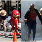 """""""Sonic the Hedgehog 2"""": nelle immagini dal set anche Tails e Knuckles"""
